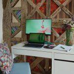 Het inrichten van een klein kantoor